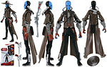Cad Bane (CW22) - Hasbro - The Clone Wars [red] (2009)