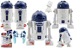 R2-D2 (CW25) - Hasbro - The Clone Wars [red] (2009)