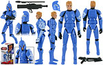 Captain Argyus (CW31) - Hasbro - The Clone Wars [red] (2009)