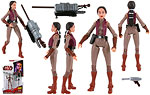 Padmé Amidala (CW35) - Hasbro - The Clone Wars [red] (2009)
