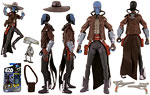 Cad Bane (CW42) [With Todo 360] - Hasbro - The Clone Wars [Shadow of the Dark Side] (2011)