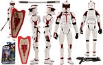 Riot Contol Clone Trooper (CW49) - Hasbro - The Clone Wars [Shadow of the Dark Side] (2011)