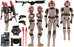 Stealth Operations Clone Trooper (CW57) - Hasbro - The Clone Wars [Shadow of the Dark Side] (2011)