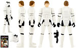Luke Skywalker (Imperial Stormtrooper Outfit) - Kenner - Vintage The Power of the Force (1985)