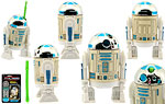 Artoo-Detoo (R2-D2) (with pop-up Lightsaber) - Kenner - Vintage The Power of the Force (1985)