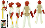 Admiral Ackbar - Kenner - Vintage Return of the Jedi (1983)
