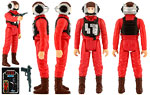 B-Wing Pilot - Kenner - Vintage Return of the Jedi (1984)