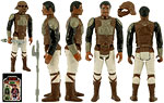 Lando Calrissian (Skiff Guard Disguise) - Kenner - Vintage Return of the Jedi (1983)