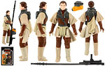 Princess Leia Organa (Boushh Disguise) - Kenner - Vintage Return of the Jedi (1983)