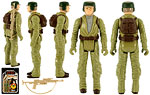Rebel Commando - Kenner - Vintage Return of the Jedi (1983)
