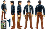 Han Solo (Bespin Outfit) - Kenner - Vintage The Empire Strikes Back (1981)