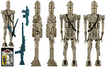 IG-88 (Bounty Hunter) - Kenner - Vintage The Empire Strikes Back (1980)
