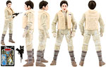 Leia (Hoth Outfit) (VC02) - Hasbro - The Vintage Collection (2010)