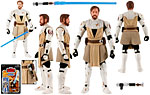 Obi-Wan Kenobi [The Clone Wars Realistic Style] (VC103) - Hasbro - The Vintage Collection (2012)