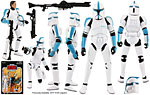 Clone Trooper Lieutentant (VC109) - Hasbro - The Vintage Collection (2012)