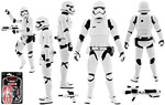 First Order Stormtrooper (VC118)  - Hasbro - The Vintage Collection (2018)