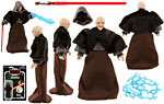 Darth Sidious (VC12) - Hasbro - The Vintage Collection (2010)