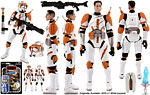 Clone Commander Cody (VC19) - Hasbro - The Vintage Collection (2010)