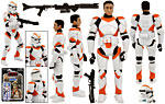 Clone Trooper (212th Battalion) (VC38) - Hasbro - The Vintage Collection (2011)