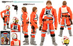 Luke Skywalker (Dagobah Landing) (VC44) - Hasbro - The Vintage Collection (2011)