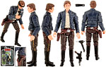 Han Solo (Bespin Outfit) (VC50) - Hasbro - The Vintage Collection (2011)