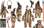 Logray (Ewok Medicine Man) (VC55) - Hasbro - The Vintage Collection (2011)