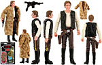 Han Solo (In Trench Coat) (VC62) - Hasbro - The Vintage Collection (2011)