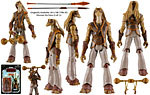 Gungan Warrior (VC74) - Hasbro - The Vintage Collection (2012)